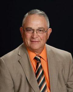 Senior Pastor - Howard J. Kisor, Jr.